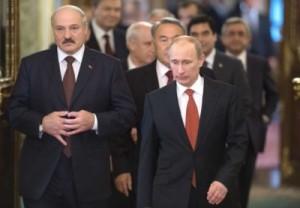 Лукашенко посетит Москву