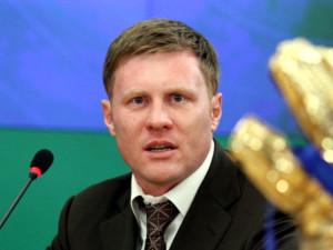 Президент Московской федерации футбола Сергей Анохин