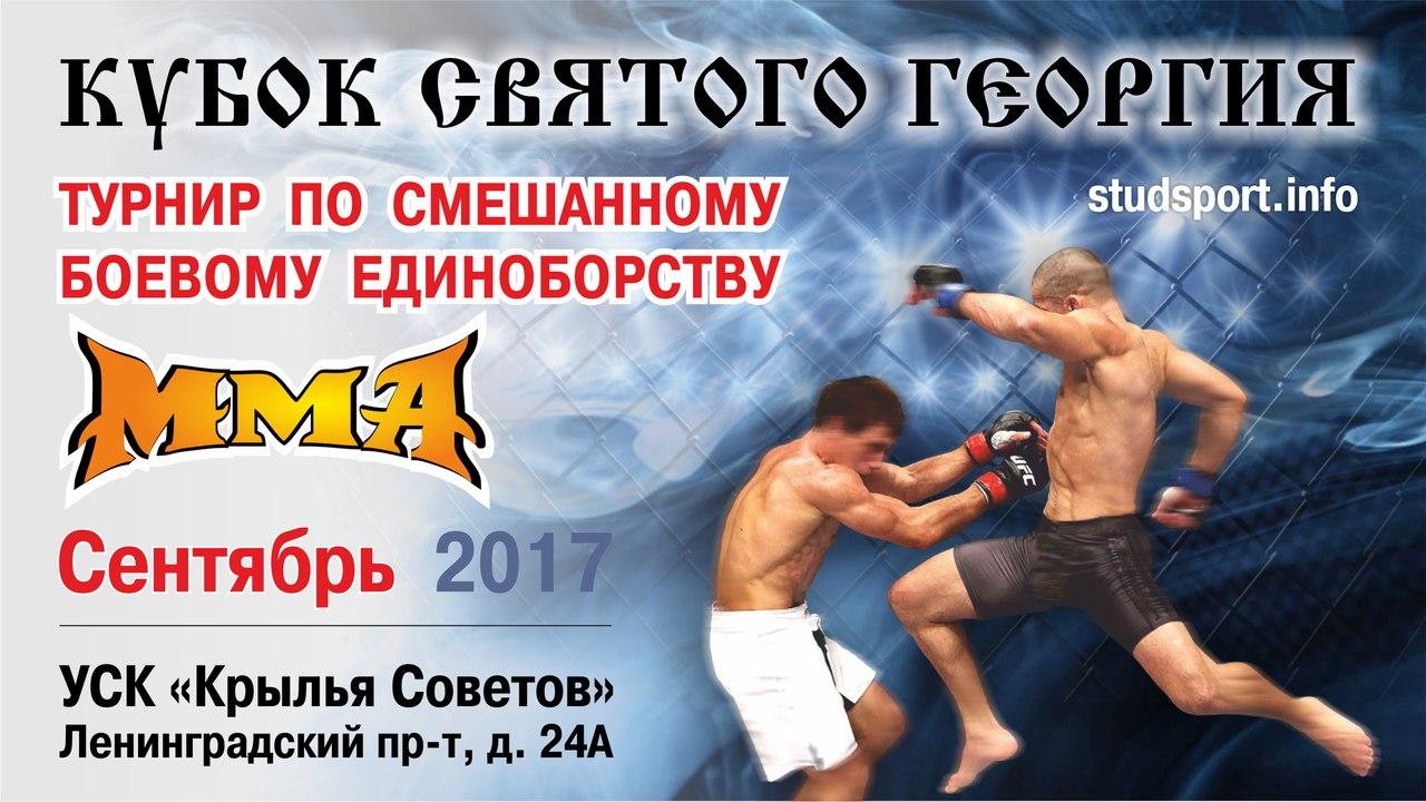 В России стартует новый бойцовский проект по смешанным единоборствам