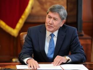 О необходимости изучения кыргызского языка заявил президент Кыргызстана