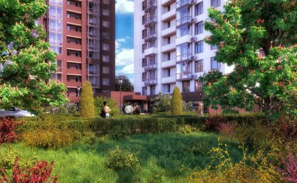 Сити-комплекс «Барбарис»: преимущества покупки апартаментов