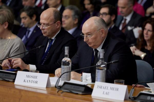 Президент ЕЕК Вячеслав Моше Кантор призвал членов ОБСЕ принять рабочее определение антисемитизма
