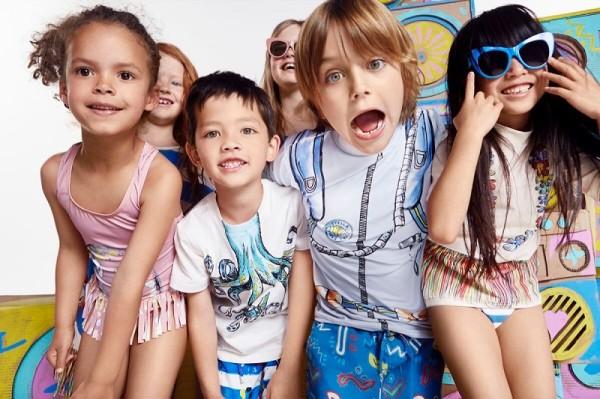 Модно одевать детей становится всё проще
