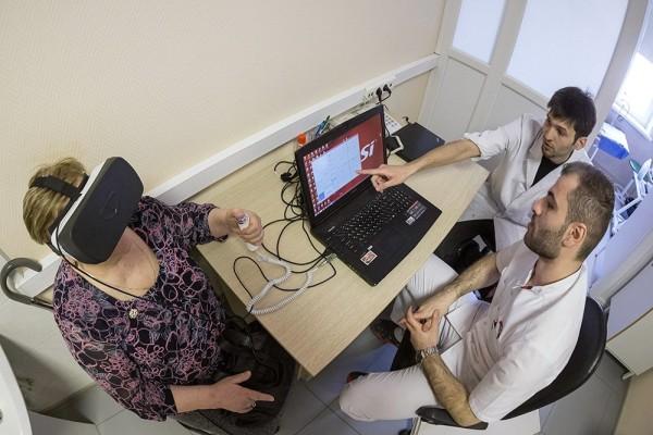 Виртуальная реальность поймает коварную глаукому
