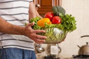 Рацион с низким содержанием жиров