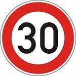 В Испании предлагают увеличить число зон с ограничением скорости