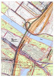 Транспортное строительство в Нагатинском затоне