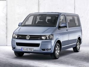 Шестое поколение Volkswagen Multivan и Transporter