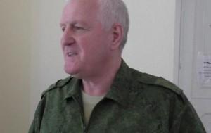 Генерал-майор украинской армии Александр Коломиец