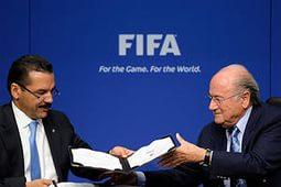 Интерпол приостановил сотрудничество с ФИФА