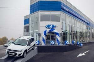 АВТОВАЗ открывает новые дилерские центры