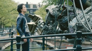 Роботы тоже плачут: фильм «Стальные слезы»