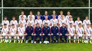 Юношеская сборная России по футболу взяла серебро на чемпионате Европы