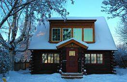 преимущества и недостатки покупки дома зимой
