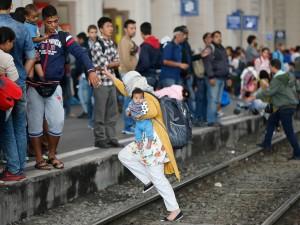 ФРГ выделит €6 млрд на содержание мигрантов