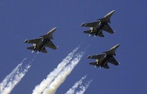 В случае угрозы британским ВВС дано право атаковать самолеты РФ