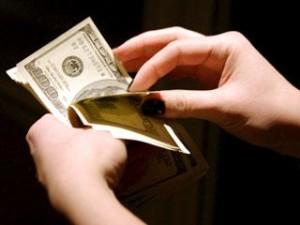 Доллар подешевел на 16 копеек