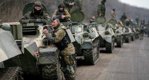 Украинская армия начнет отвод артиллерии