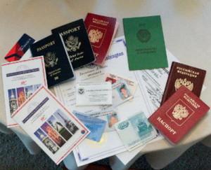 перевод для визы
