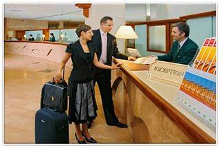 Нюансы бронирования номера гостиницы через интернет