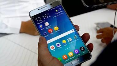 Samsung сообщает о рекордном росте прибыли