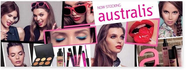 Бренд Australis: с декоративной косметикой Россию знакомит Beauty Discount Center
