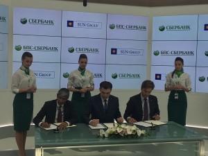 Сбербанк поможет клиентам Группы Сбербанк быть успешными в Индии