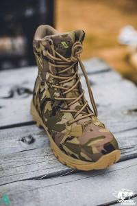 Бренд тактической обуви Dixer впервые протестируют в жестких полевых условиях