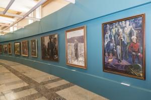 На выставке «Живая летопись войны» в Музее Победы собрано почти 2000 экспонатов