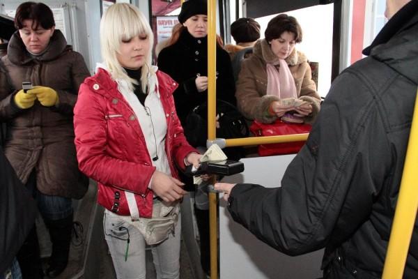 82% россиян были оштрафованы в общественном транспорте