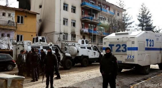Ракеты, запущенные из Сирии, попали в турецкий город Килис