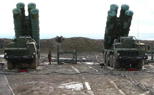 РФ развернула вКрыму 2-ой дивизион зенитно-ракетного комплекса С-400