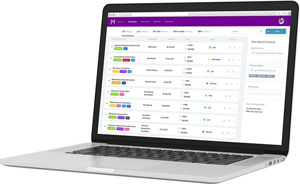 Modex создала первый в мире магазин мультипротокольных приложений на основе блокчейн