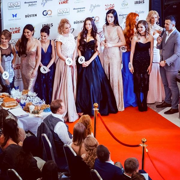 Яна Отман названа победителем конкурса «Мисс Федерация - 2018»