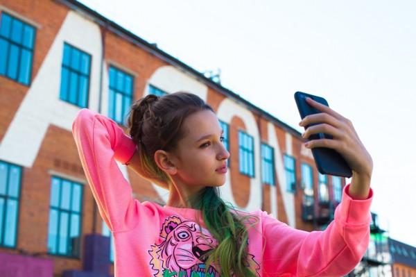 В съемках рекламы TOY RU приняли участие юные блогеры