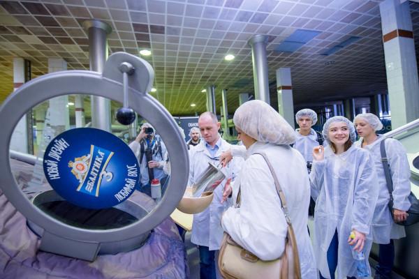 Потребители считают «Балтику 3» лучшим светлым лагером России