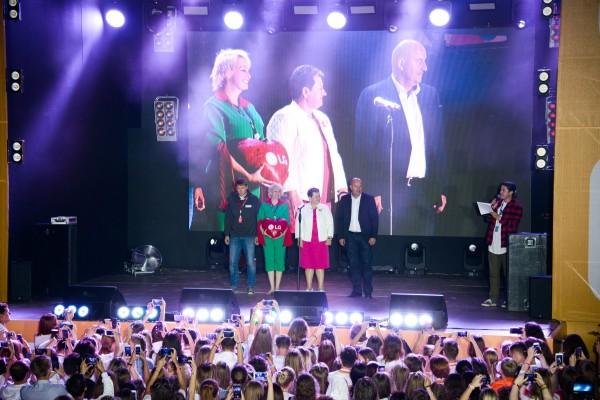 LG Electronics поддерживает четвертый год Всероссийский молодежный образовательный форум «Территория смыслов на Клязьме»