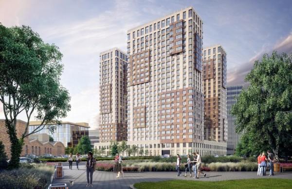 Московский банк Сбербанка кредитует строительство первого жилищного комплекса линейки «Талисман» компании 3S Group
