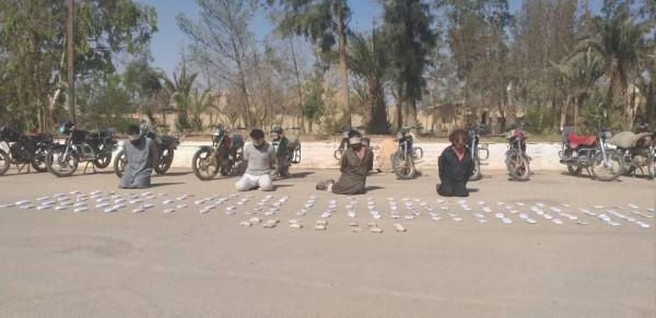 Сирийские спецслужбы провели операцию против боевиков