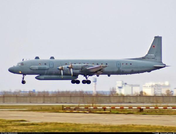 Силы ПВО Сирии сбили российский самолет Ил-20 во время атаки ВВС Израиля
