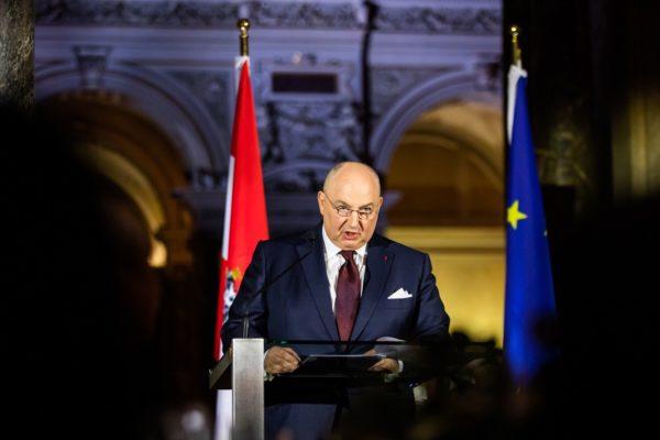 Глава ЕЕК Вячеслав Моше Кантор: европейские евреи наблюдают усиление антисемитизма последние несколько лет