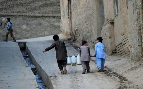 Афганистан сталкивается с водным кризисом, как с засухой, так и с дефицитом населения