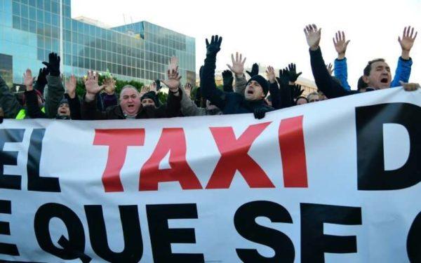 Uber грозит уйти из Барселоны
