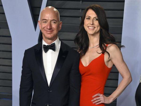 Основатель Amazon Джефф Безос развелся после 25 лет брака