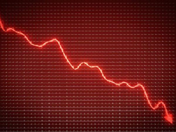 Акции Sony упали на 9%
