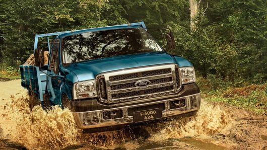 Ford перестанет продавать коммерческие грузовики в Южной Америке