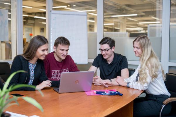 На сайте «Балтики» открыт прием заявок на стажировку студентов