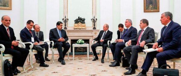 Мадуро направляет продажи нефти в Россию