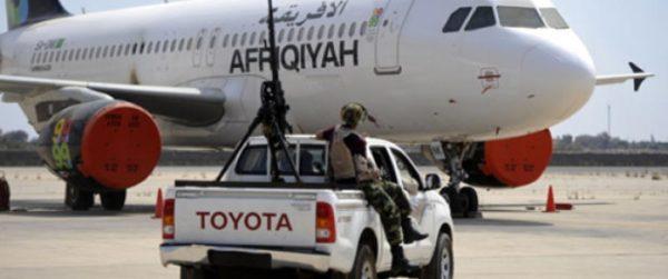 Ливийская национальная армия во главе с генералом Хафтаром нанесла воздушные удары по Триполи