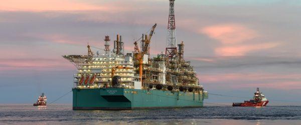 Petronas начинает производство на плавучем заводе СПГ в Малайзии